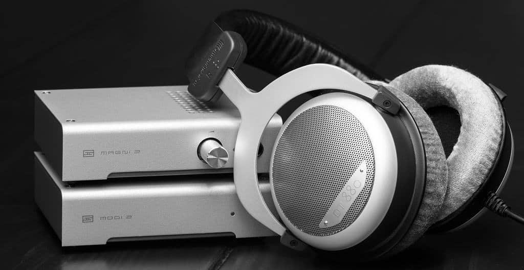 BEYERDYNAMIC DT-880 PRO headphones for under 300 bucks